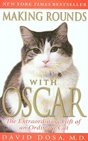 Collectible Cat Book, Making Rounds With Oscar