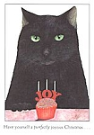 Cat Christmas Cards, Boxed, Purrfectly Joyous Christmas