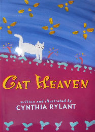 Collectible Cat Book, Cat Heaven
