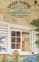 Collectible Cat Book, A Cat In The Window