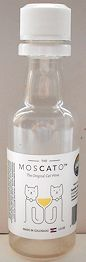 Collectible Cat Bottle, Empty, Moscato