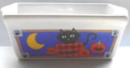 Collectible Halloween Mini Loaf Pan