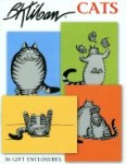 Kliban Cats Gift Enclosure Cards