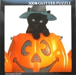Sample, Halloween Cat Jigsaw Puzzle, Bewitching Kitten
