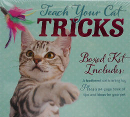 Boxed Kit, Teach Your Cat Tricks