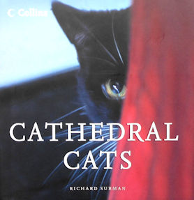 Collectible Cat Book, Cathedral Cats