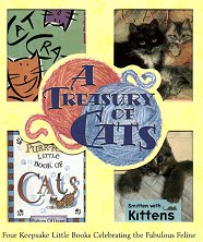Cat Book, Treasury Of Cats