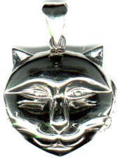 Cat Locket, Cat Face