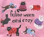 Cat Sleep Shirt, Feline Warm And Cozy