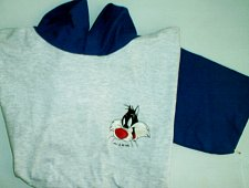 Collectible Sylvester The Cat T Shirt, Youth