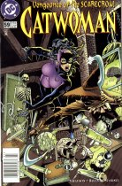 Catwoman Comic  # 59, Vengeance Of The Scarecrow