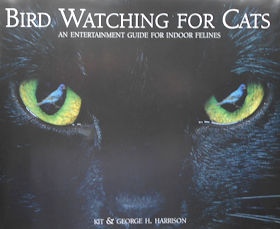 Collectible Cat Book, Bird Watching For Cats