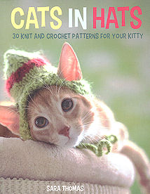 Collectible Cat Book, Cats In Hats