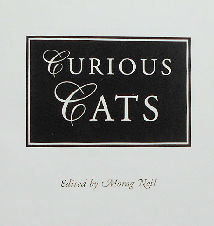Collectible Cat Book, Curious Cats