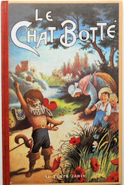 Collectible Cat Book, Le Chat Botte