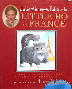 Collectible Cat Book, Bo In France