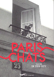Collectible Cat Book, Paris Chats
