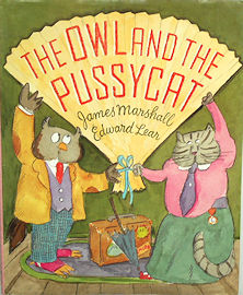 Collectible Cat Book, The Owl And The Pussycat