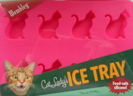 Collectible Cat Ice Cube Tray