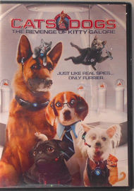 Collectible DVD, Cats & Dogs: The Revenge Of Kitty Galore