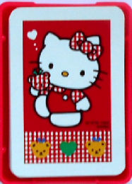 Collectible Hello Kitty Mini Playing Cards