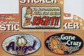 Garfield Stickers I