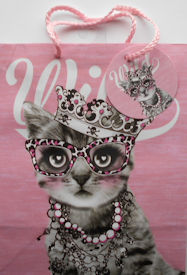 Sample, Wild Kitten Gift Bag