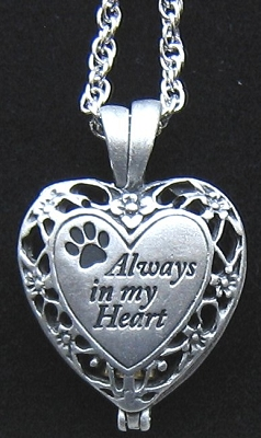 Cat Locket, Always In My Heart