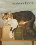 Cat Address Book, Rocky Selland, Lowell Herrero