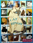 Cat Bingo Game