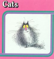Collectible Cat Book, Cats