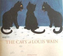 Cat Book, The Cats Of Louis Wain