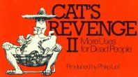 Collectible Cat Book, Cat's Revenge II