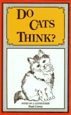 Collectible Cat Book, Do Cats Think?