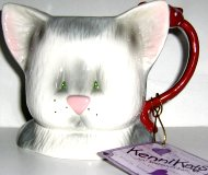 Cat Mug, Smokey The Kitten