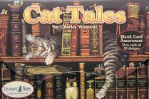 Cat Greeting Card Assortment, Cat Tales, Charles Wysocki