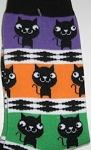 Cat Socks, Black Cats, Big Eyes