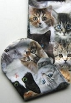 Cat Socks, Women's Cat Socks, Cat Slipper Socks, Laurel Burch Cat Socks, Knee High Cat Socks, Christmas Cat Socks, Halloween Cat Socks