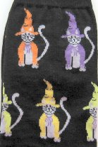 Cat Socks, Witchy Cats