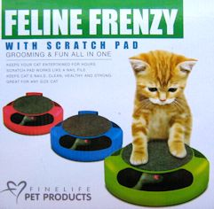 Cat Toy, Feline Frenzy