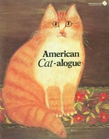 Collectible Cat Book, American Cat-alogue