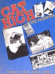 Collectible Cat Book, Cat High The Yearbook