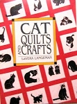 Collectible Cat Book, Cat Quilts And Crafts