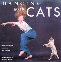 Collectible Cat Book, Dancing With Cats