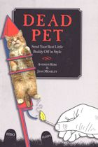Collectible Cat Book,  Dead Pet