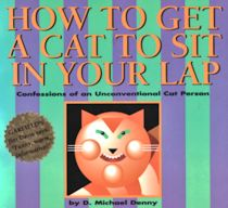 Collectible Cat Book, How To Get A Cat To Sit In Your Lap