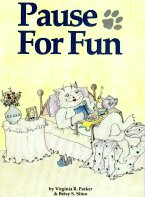 Collectible Cat Book, Pause For Fun