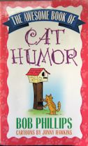 Collectible Cat Book, The Awesome Book Of Cat Humor