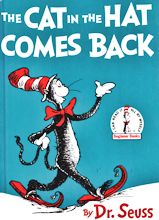 Collectible Cat Book, The Cat In The Hat Comes Back