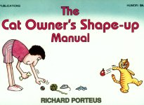 Collectible Cat Book, The Cat Owner's Shape-Up Manual
